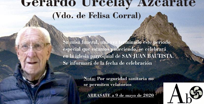 Gerardo Urcelay Azcarate